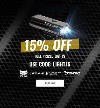 15% Off Lights