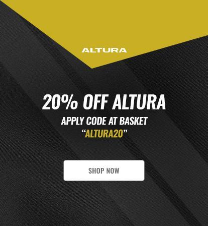20% off Selected Altura