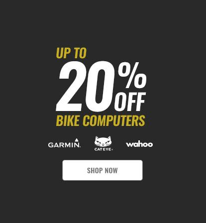 Up To 20% off Bike Computers