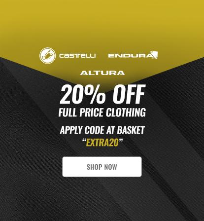 20% off Full Price Clothing
