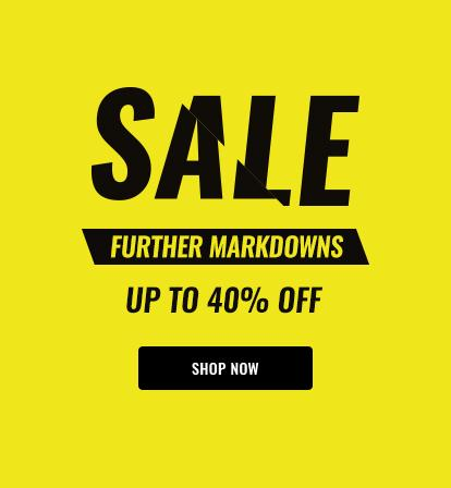 Sale Further Markdowns