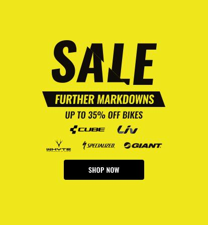 Sale Bikes Further Markdowns