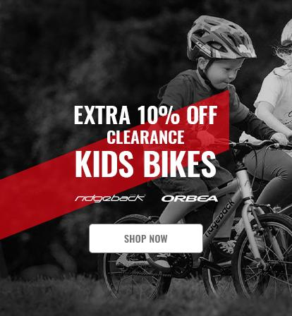 Extra 10% off Clearance Kids Bikes