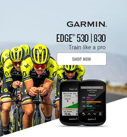 Garmin Edge Launch