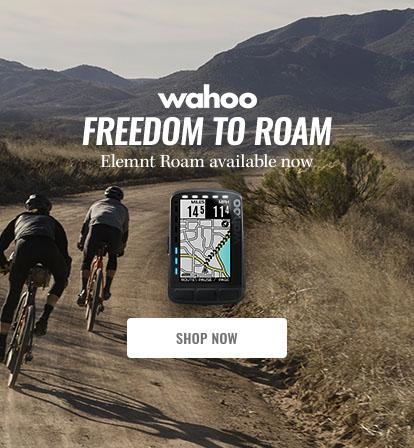 Wahoo Elemnt Roam Available Now