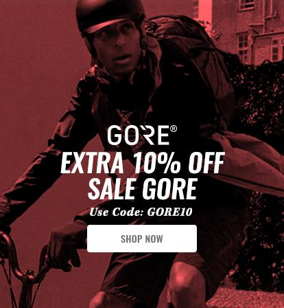 Extra 10% off Sale Gore